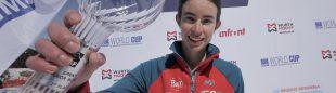 Marta García Farrés, subcampeona de la Copa del Mundo de Sprint 2021