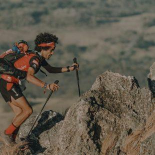 Zaid Ait Malek en la primera etapa de Volcano Ultra Marathon Costa Rica 2021