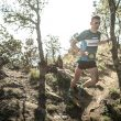 Jonatan Mora en el Trail Rocacorba