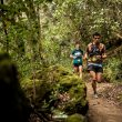 Samuel Dávila y Jonatan Mora en el Trail Rocacorba