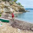 Aroa Sío en 3 Días Trail Ibiza