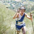 Ayaka Ueda en el Campeonato de España de Kilómetro Vertical 2021