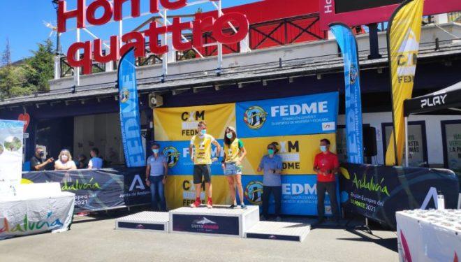 Campeones de España de Clubes de Kilómetro Vertical Sierra Nevada