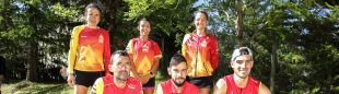 Selección española Ultra en el mundial 2021