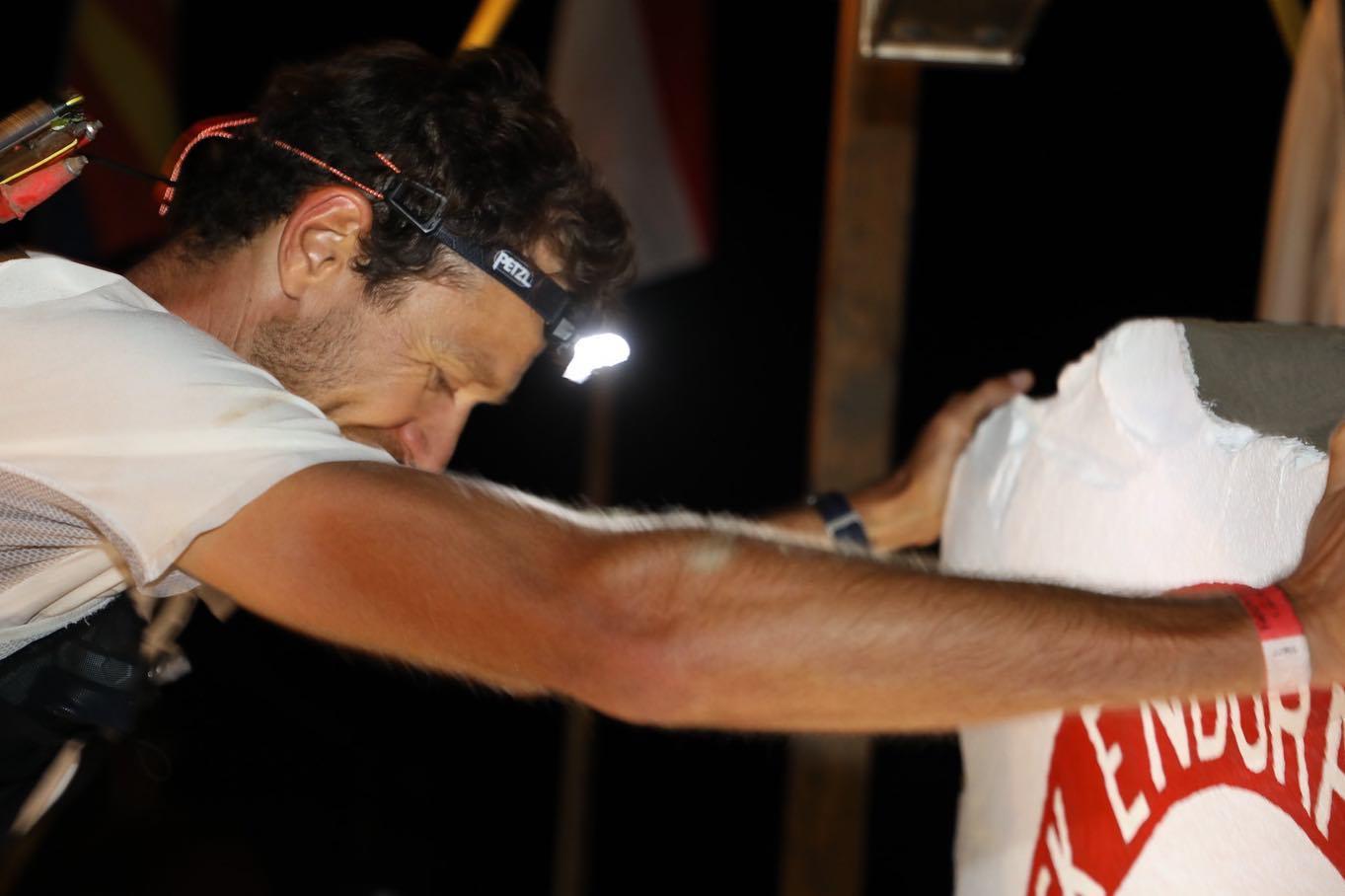 François D'Haene pulveriza el récord de la HR100M