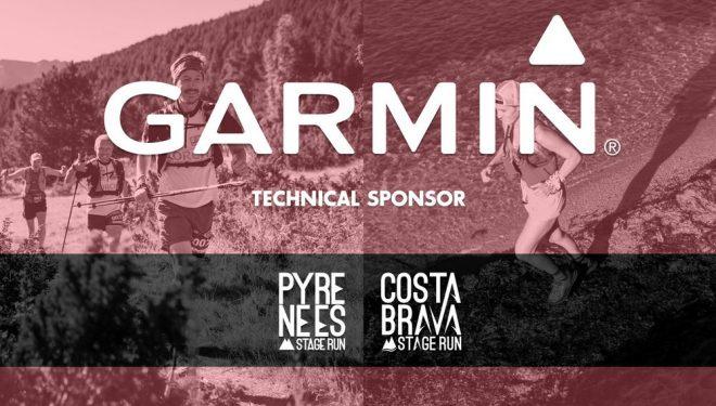 Garmin, nuevo patrocinador de la Pyrenees y la Costa Brava Stage Run