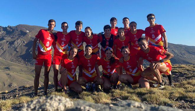 Selección española juvenil 2021