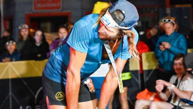 Anton Krupicka finaliza tercero en Leadville 100 Miles