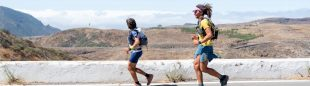 Luca Papi y Claire Bannwarth preparan el Desafío 360º