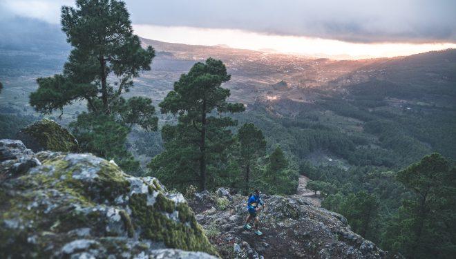 Recorrido del Reventón Trail en El Paso