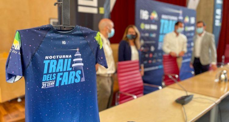 Camiseta del Trail dels Fars Nocturna 2021