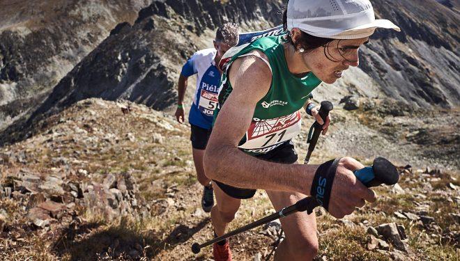 Ainhoa Sanz se impone en el KV Ultra Montaña Palentina