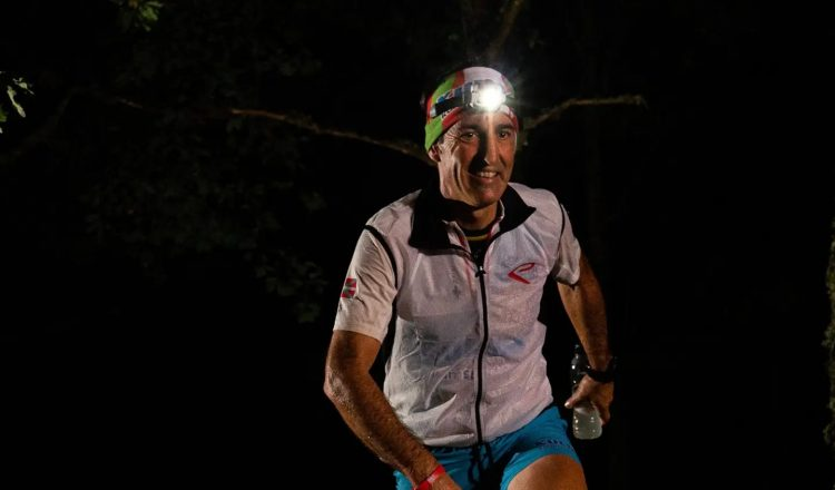 Ibon Gamboa, ganador de la Spainbackyard Ultra 2021