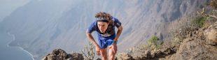 Maude Mathys en The One Race, final de las Golden Trail Series 2021