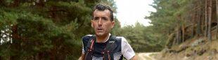 Miguel Heras en Ultra La Covatilla 2021, que ganó