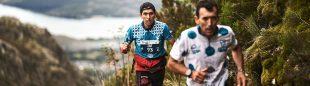 Miguel Heras y Manuel Merillas en la segunda etapa de Ultra Sanabria 2021