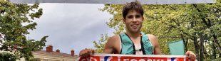 Raul Criado, vencedor de Zumaia Flysch Trail 2021